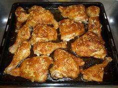 Udka z piekarnika w marynacie Poultry, Recipies, Pork, Food And Drink, Low Carb, Menu, Chicken, Dinner, Alligators