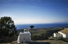 There's just no limit when blue skies are smiling back Blue Skies, Villa, Sky, Weddings, Heaven, Bodas, Hochzeit, Wedding, Marriage