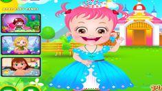 Baby Hazel Princess Dressup Girls Game Play