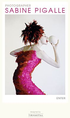 Sabine Pigalle ---- Photographer ----