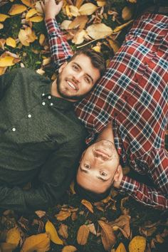 Sweet Autumn Engagement Session at Gellatly Nut Farm Fall Engagement Outfits, Engagement Images, Engagement Couple, Engagement Session, Country Engagement, Engagements, Lgbt Couples, Cute Gay Couples, Country Couples