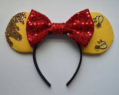 Image result for winnie the pooh disney ears