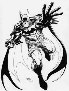 Batman by Arthur Adams