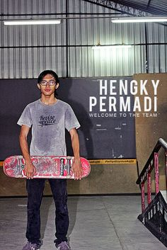 Welcome to the Team Hengky Permadi!