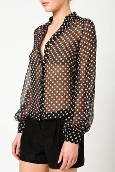 stardust gypsy blouse