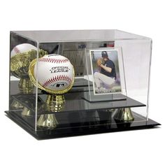 Best Baseball And Photo Display Case