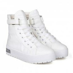 $18.22 Stylish Women's Canvas Shoes With Metal and Platform Design