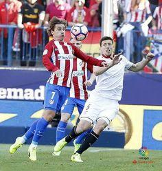 Atlético de Madrid- Sevilla 3-1. A por el tercer puesto!!!