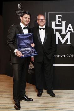 Greek Hotel GM Wins Coveted EHMA Award for First Time