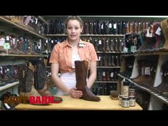 How To Clean and Condition Leather Cowboy Boots (hhhmmm would it work for a leather sofa?)