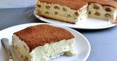 Recette du tiramisu original au café et biscuits à la cuillère. Un dessert italien délicieux, facile et rapide à préparer !