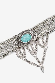 Portia Chain Choker - Accessories   Necklaces   Silver