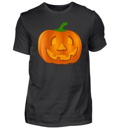 Hallowen Kürbis Gemüse Geschenkidee T-Shirt Basic Shirts, Sweatshirts, Sweaters, Mens Tops, Fashion, Cotton, Presents, Moda, Sweater