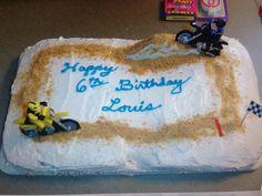 Fifth Birthday Cake, Dirt Bike Cakes, Motorcycle Dirt Bike, How To Make Cake, Desserts, Food, Tailgate Desserts, Deserts, Essen
