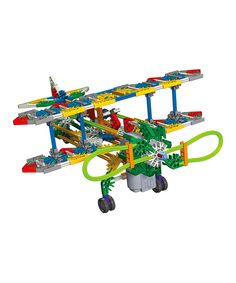 Look at this K'NEX Transport Chopper Set on #zulily today!