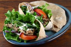 Another Shoarma (sp. app. varies)  recipe...the 2 recipes use quite differ  ent spices...both sound delicious....