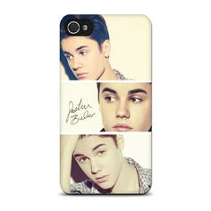 Justin Bieber Debuts iPhone Cases ❤ liked on Polyvore featuring accessories, phone cases, justin bieber, phones and iphone cases