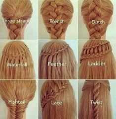 #DIY #hairstyle whatsapp: +8613570170813 http://www.aliexpress.com/store/101979