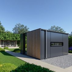 Our Sky Pod is a Spacious Open Plan Garden Studio – Pod Space