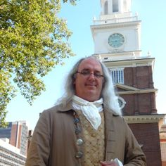 The Young & Witty Ben Franklin Goes to Washington for the Grand Opening of the William H. Gross Stamp Gallery at the Smithsonian National Postal Museum, Sunday, September 22nd
