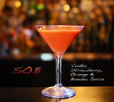 SOB Martini