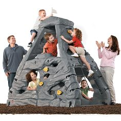 Our little climber needs this ... but I don't know if I'm ready for her to be 8' in the air.