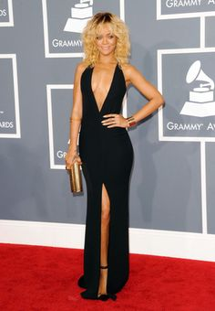 Rihanna - Grammy Awards 2012