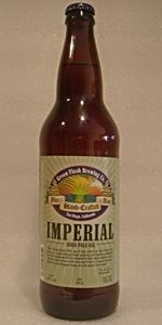 Imperial India Pale Ale by Green Flash Brewing Co. 9.40%. American Double/Imperial IPA. On draft. Enjoyed at Iron Abbey. Horsham, PA. (http://www.ironabbey.com/)