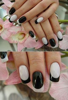 25 Inspirational Nail Art Design Ideas www.finditforweddings.com Nails