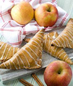 Gluten-Free Cinnamon Apple Turnovers Check out blog: http://ezglutenfreelife.blogspot.com/