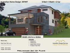 BEAUTIFUL HOUSE PLANS SOUTH AFRICA | House plans | Pinterest | House ...