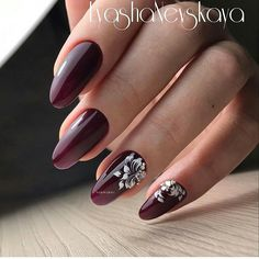 VK is the largest European social network with more than 100 million active users. Round Nails, Oval Nails, Gelish Nails, Nail Manicure, Nail Art Hacks, Gel Nail Art, Judy Nails, Nail Art Designs, Great Nails