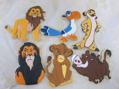 Forest Friends Sugar Cookies Moose by MartaIngros on Etsy