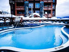 Heading out on a Big White Family Ski Vacation? Here are the top 7 things essential to making the most out of your trip to Big White Ski Resort! Big White Ski Resort, Outdoor Pool, Outdoor Decor, Ski Vacation, Skiing, Travel, Ski, Viajes, Destinations