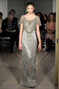 Alberta Ferretti | Pre-Fall 2012 Collection | Vogue Runway