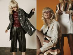 DROMe Total Look featured in Coeval Magazine