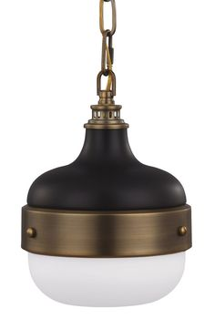 Cadence Mini Pendant by Feiss