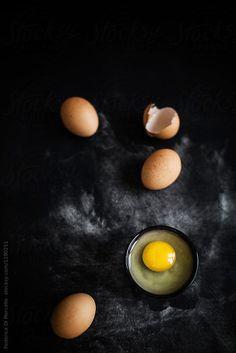 Eggs by Federica Di Marcello for Stocksy United