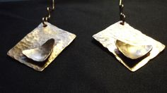 First copper esrrings