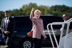 PLAINS NY After several days of recovering from pneumonia at home Democratic Nominee for President of the United States former Secretary of State...