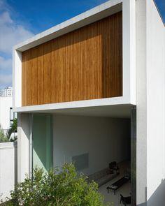 Corten-House by Marcio Kogan #architecture