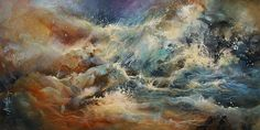 turmoil by Michael Lang 48 x 24/101.
