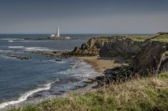 St Mary's Island, Whitley Bay