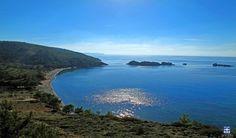 Siderounda 's Beaches . Chios island