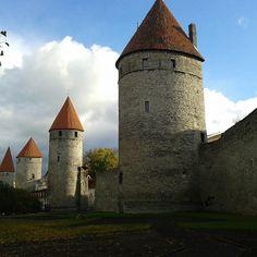 Tallinn Old Town Towers. Photo by @azuzeraa #greatshot #tallinn #estonia #visittallinn #visitestonia #picoftheday #pictureoftheday #photooftheday #placestovisit #placestogo #tallinna #viro #eesti #regram #6tag