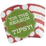 Tipsy Paper Coaster Set
