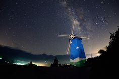 https://flic.kr/p/MPBTXj | Windmill at starry night | Copyright © Vincent Ting Photography. All rights reserved. Please don't use without my permission Welcome visit my Getty Images | 500px | Facebook | twitter