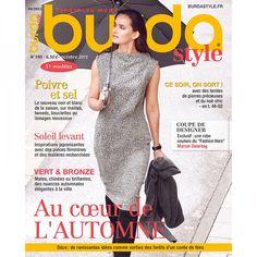 Burda Style Octobre 2015