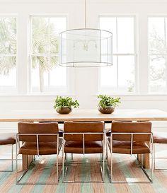 Darius Rucker's dining room