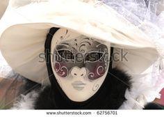 Carnival masks in Venice Italy